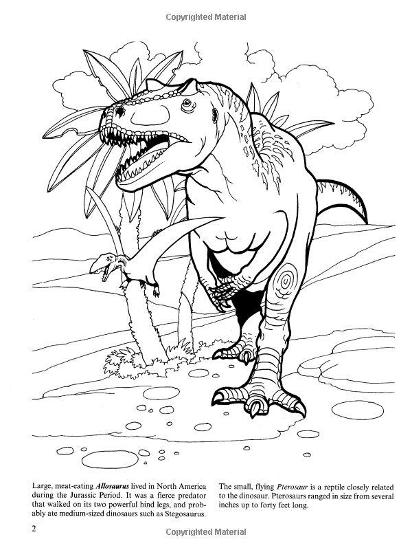 Pages King Coloring Dinosaur Dasplitasaurus