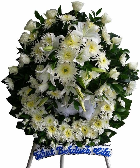 Jual Bunga Duka Cita Untuk Di Rumah Duka Heaven