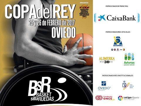 Copa del Rey Baloncesto en silla 10 a 14