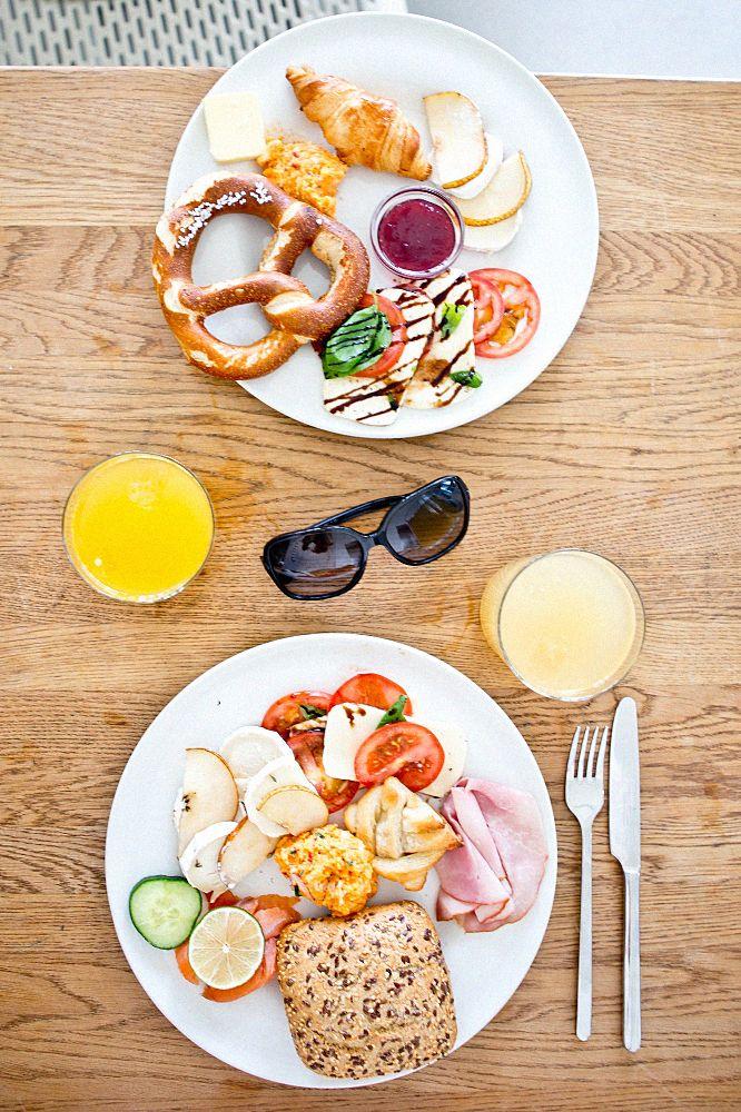 brunchen vorhoelzer café tum münchen The Golden Bun, Restaurants in Munich, Restaurants in München, Essen in München Eating in Munich,Munich Food