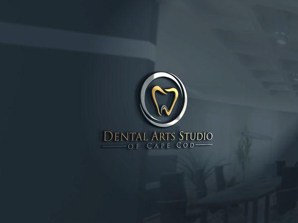 Dental logo for high-end dentist who does sever... Upmarket, Elegant Logo Design by TotalSolution