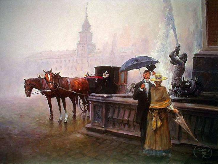 ... zamanında sanatçı Miroslaw Szeib geri gidin. Bölüm 3 .. LiveInternet tartışması - Rus Servis Online Diaries