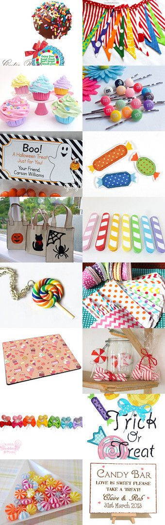 Candy Crush by Teresa on Etsy