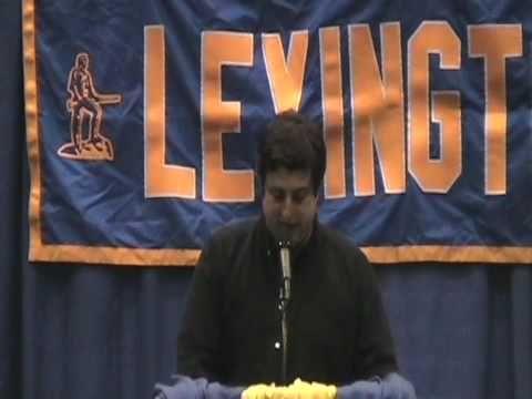 ▶ Eugene Mirman 2009 LHS Commencement Speech - YouTube