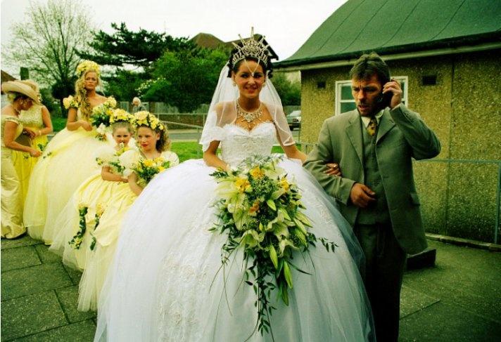 Unusual Wedding Customs: Irish Traveler Weddings