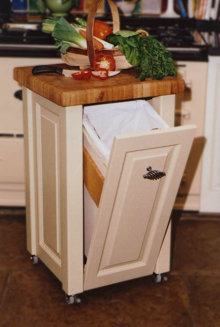 Portable kitchen island plans woodworking projects plans - Mobile kitchen island plans ...