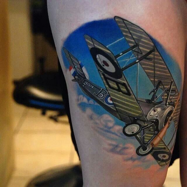 plane tattoo phil garcia tattoos pinterest plane tattoo planes and tattoos and body art. Black Bedroom Furniture Sets. Home Design Ideas