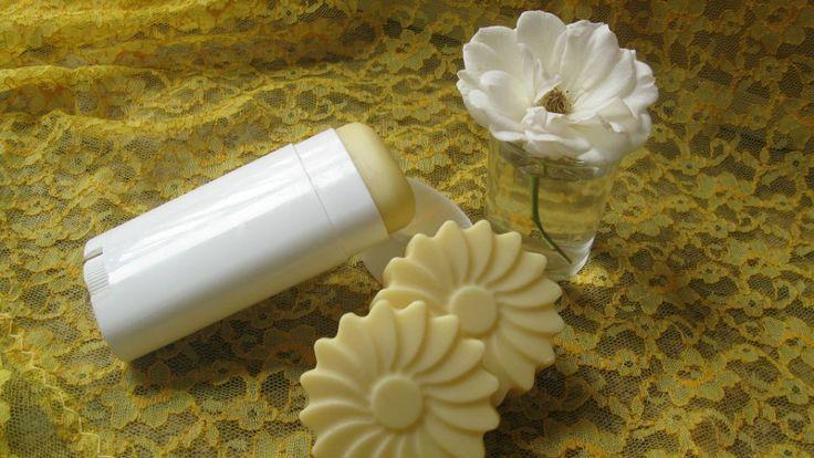 Prepara tu propio desodorante en crema [DIY]