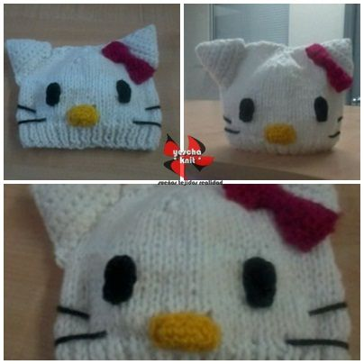 hello kitty's hat 2