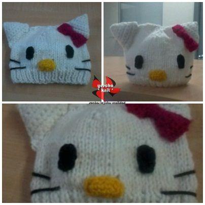 hello kitty's hat 2