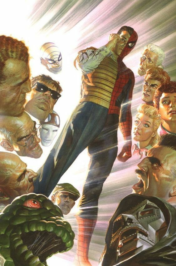 Alex Ross. King art | ALEX ROSS ARTS | Pinterest | Marvel ...