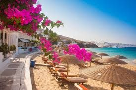 Image result for greece beach wallpaper