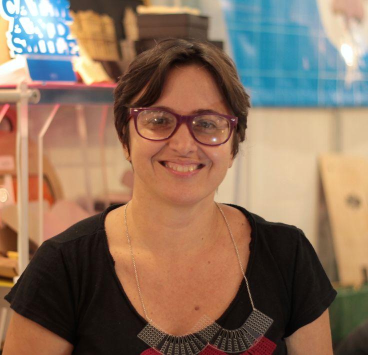 Due #chiacchiere con Laura De Benedetto #cofunder e #ceo di @maketank  #artigianidigitali #marketplace http://omaventiquaranta.blogspot.it/2015/02/due-chiacchiere-con-laura-de-benedetto.html