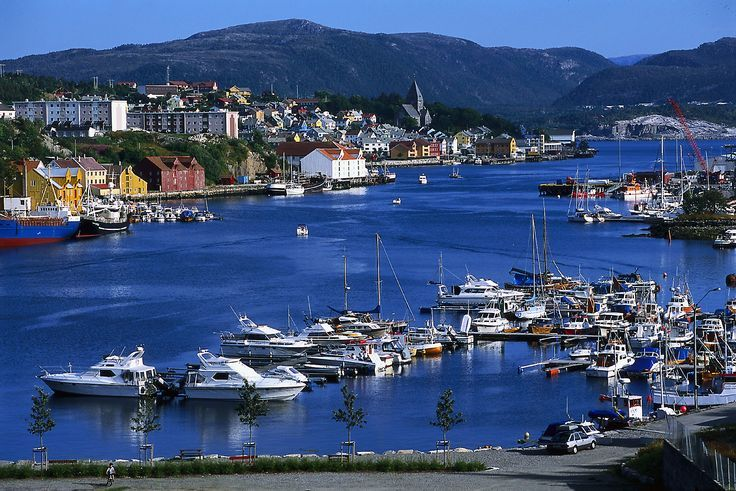 Kristiansund is a town and municipality on the west coast of Norway, in the…