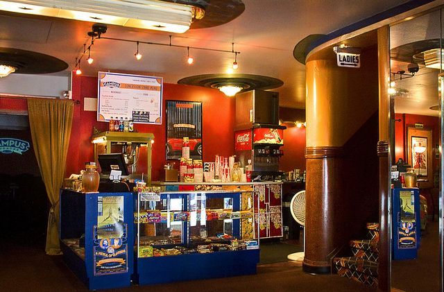 home theater concession stand | Concession Stand | Flickr - Photo Sharing!