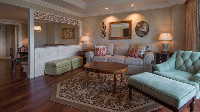2 Bedroom Villa Standard View Grand Floridian Villas Disney Pinterest Resorts
