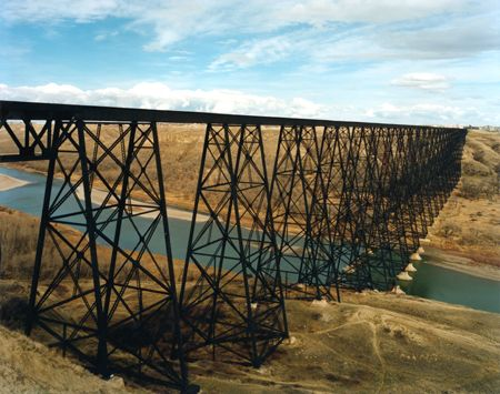 Bridge, Lethbridge (1998)