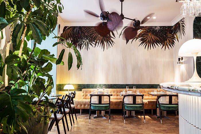 Les nouveaux restaurants parisiens de la redaction AD Klay Saint-Sauveur 4 bis, rue Saint-Sauveur 75002 Paris www.klaysaintsauveur.fr