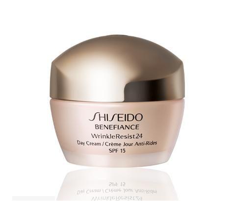 SHISEIDO Benefiance Wrinkle Resist 24 Day Creme 50ml. Η AΠΟΛΥΤΗ άμυνα ημέρας! Aποκτήστε την από το aromania.gr με έκπτωση, από 101,90€ μόνο με 70,00€! #aromania #Shiseido #ShiseidoBenefiance