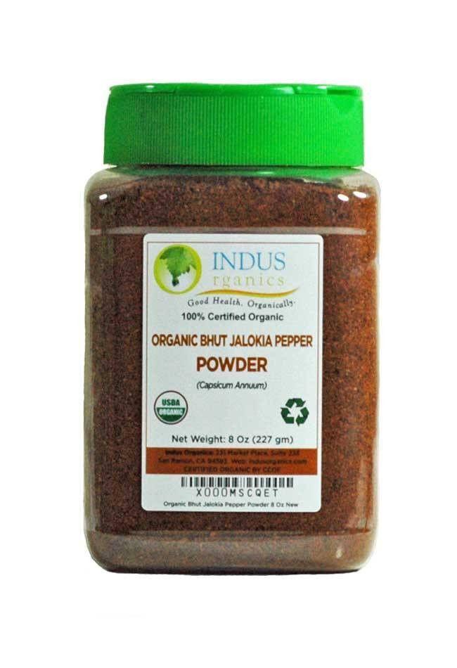 Bhut Jolokia Whole/Powder