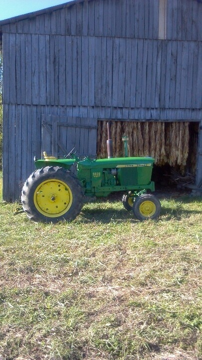John Deere 4020 ... One of the most reliable, easy to work on tractors we had on our farm.
