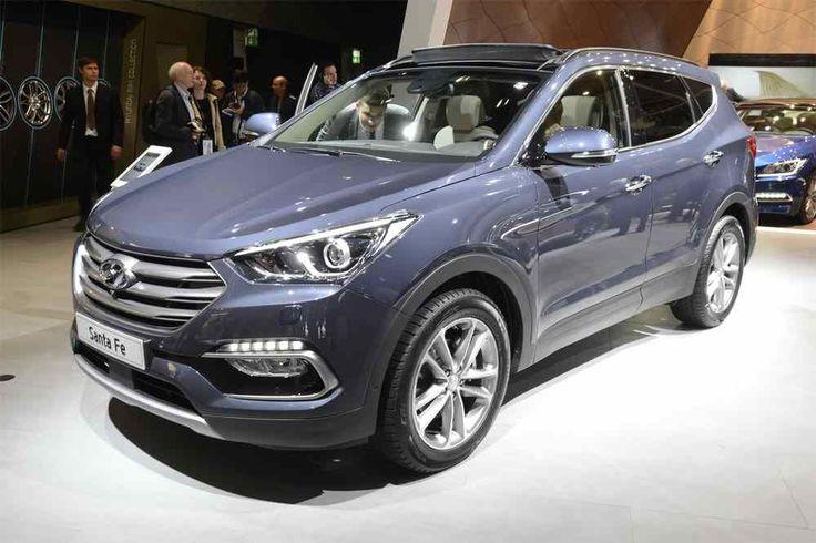 2018-2019 Hyundai Santa Fe – easy restyling crossover
