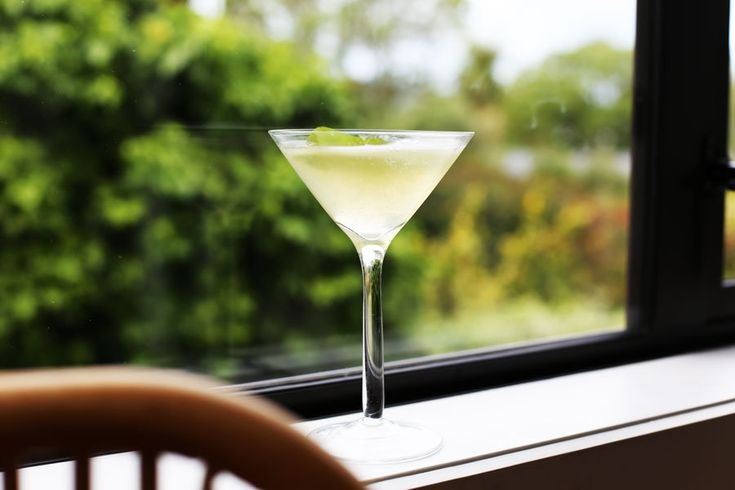 Mediterranean Martini