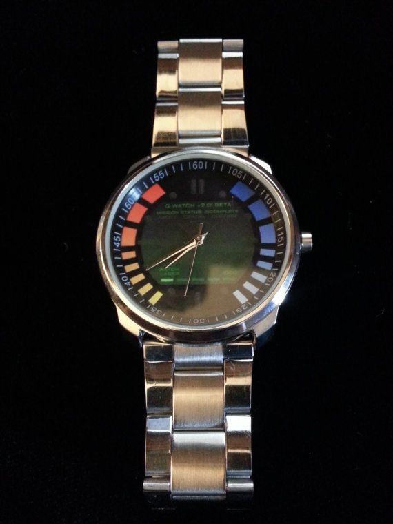 Goldeneye 64 007 Men's Stainless Steel Watch di HomersGifts, $17,95