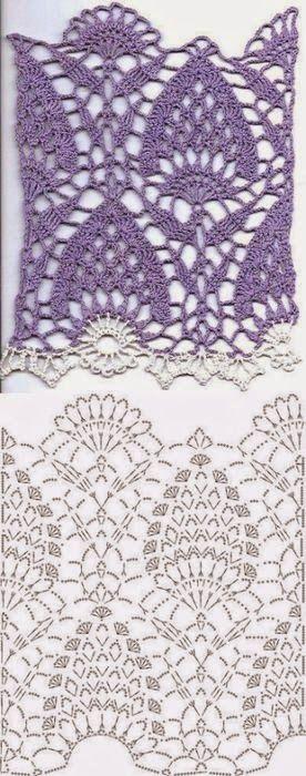 World crochet: Pattern 10