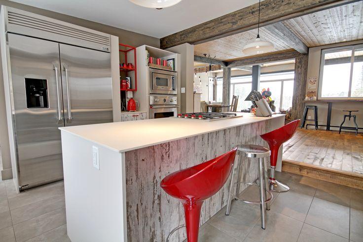 Dream kitchen by Bonneville / Cuisine de rêve Bonneville