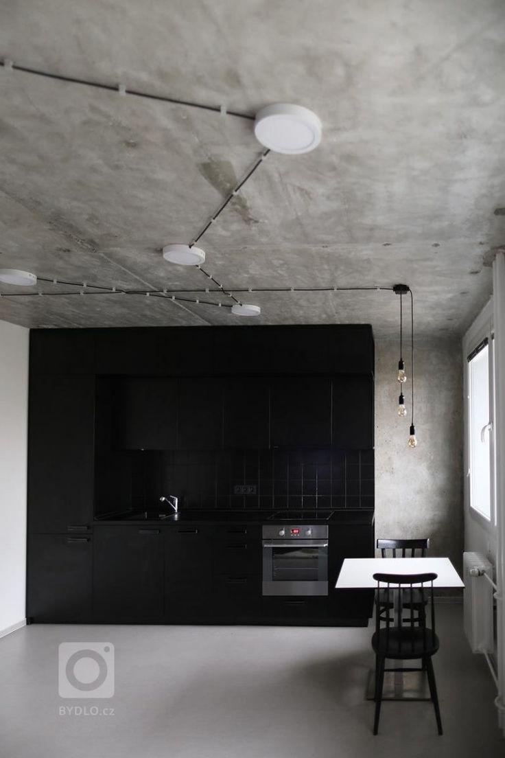 Betonovový byt ve spolupráci s projektanty NEUHÄUSL HUNAL.