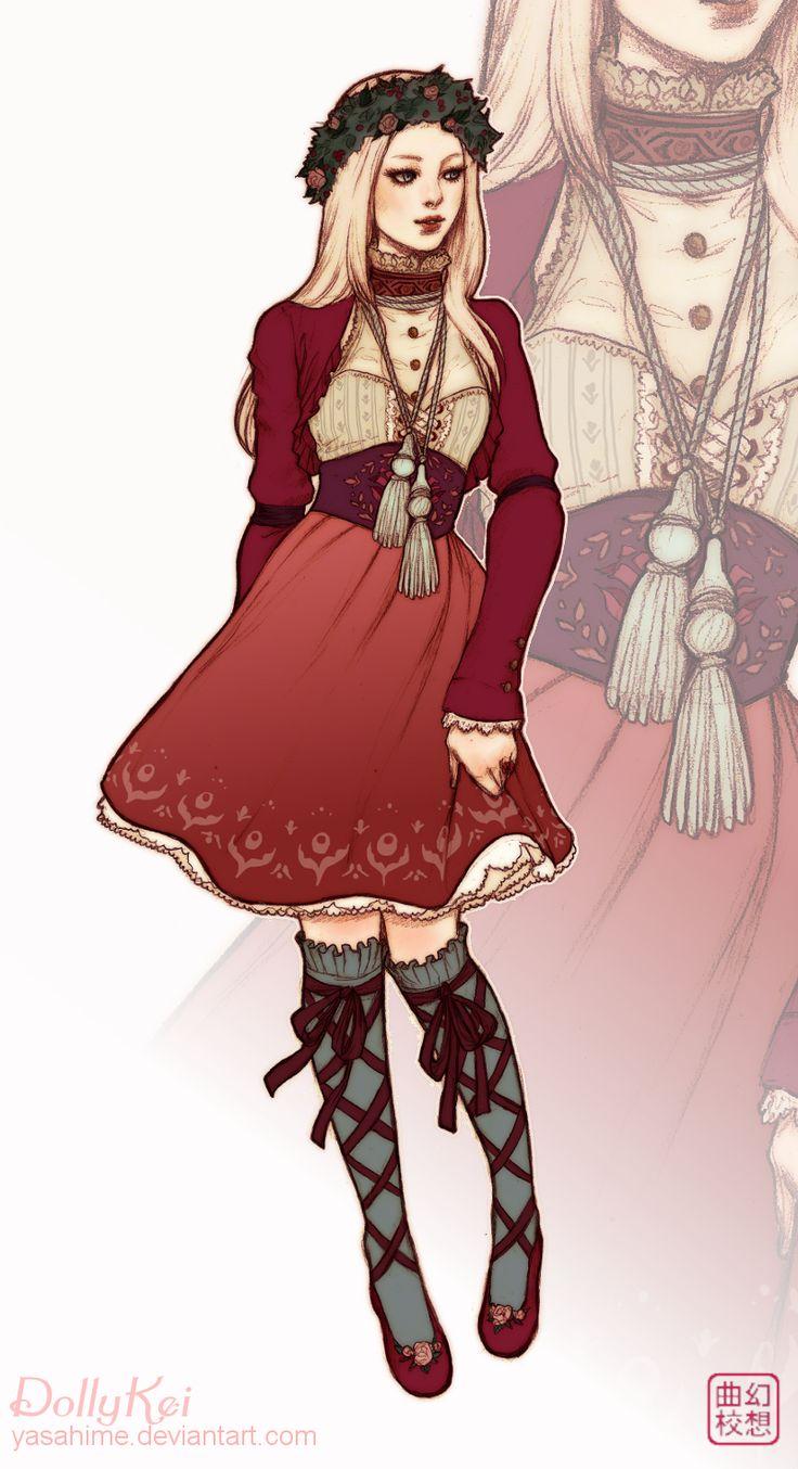 Dolly Kei by JDarnell.deviantart.com on @deviantART