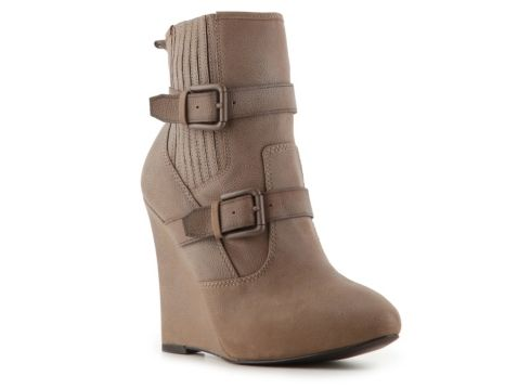 Joie Love Me Two Times Wedge Bootie