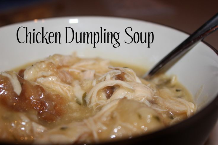 ... Pinterest | Creamy chicken soups, Enchilada soup and Chicken dumplings