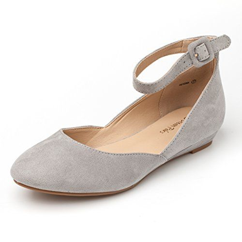 DQQ Mujeres del Bowknot Pointy Slip-On Flat Shoes, Color Beige, Talla 39
