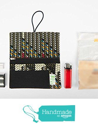 Tabakbeutel Mamba. 16 x 17 cm from La Industria Handmade https://www.amazon.de/dp/B01LYJZYC7/ref=hnd_sw_r_pi_dp_oWiLyb8MFBJXT #handmadeatamazon