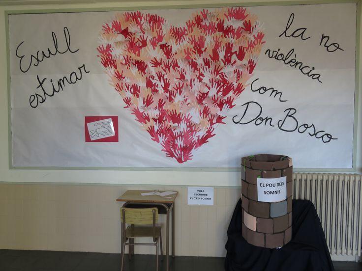 Dia escolar de la pau i la no violència. Etapa primària.