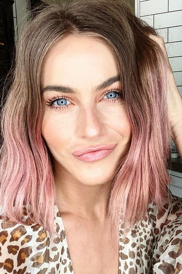 These Celebrities Confirmed Pink Is The Post Stay At Home Orders Hair Color Trend To Try In 2020 Hair Color Pastel Hair Color Hair