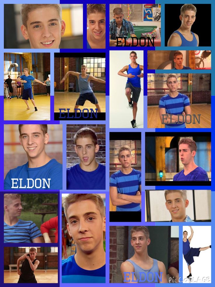Eldon/Isaac from The Next Step