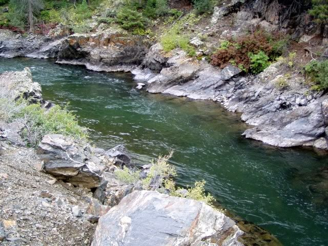 Lake fork of the gunnison river in central colorado is for Gunnison river fishing