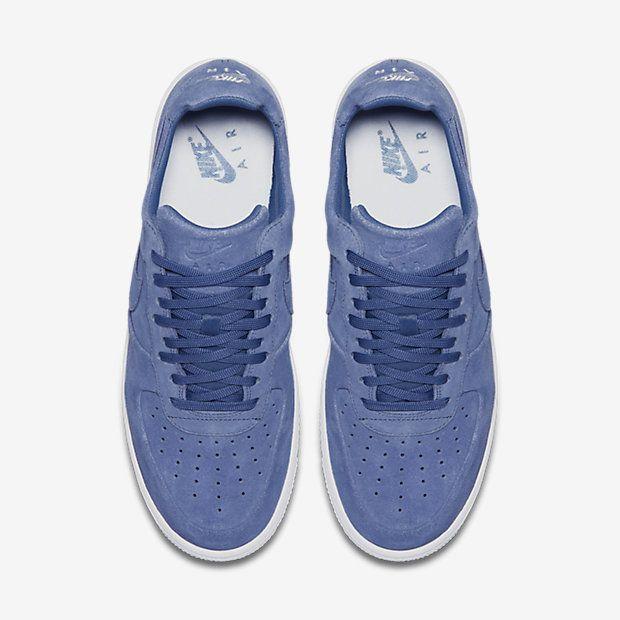 Chaussure Nike Air Force 1 Pas Cher Homme Ultraforce Bleu Lune ...