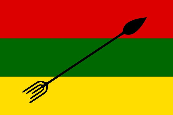 Flag of Neiva, Colombia
