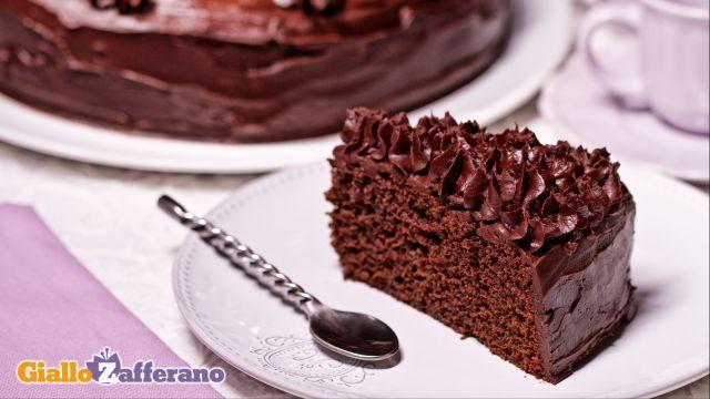 Ricetta Mud cake - Le Ricette di GialloZafferano.it
