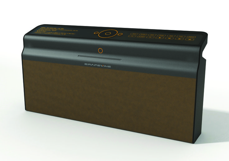 Grapevine designed by Johannes Torpe Studios #Grapevine #Product #Design #Sound