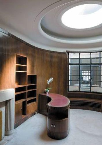 great art deco master bedroom %E2%80%93 by ace   1000+ images about ART DECO OFFICE on Pinterest   Art deco ...