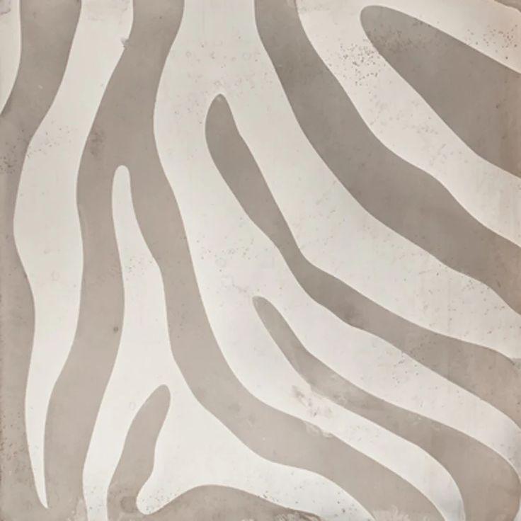 Best Zebra Mirrored Tile Martyn Lawrence Bullard For Ann 400 x 300
