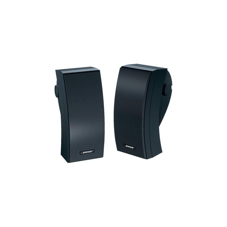 Bose 251 Environmental Outdoor Speaker System - Black (24653)