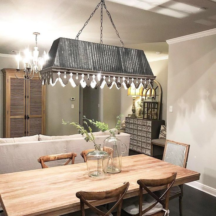 Farmhouse Dining Room Lighting: 69 Best Antique Farmhouse Finds Images On Pinterest