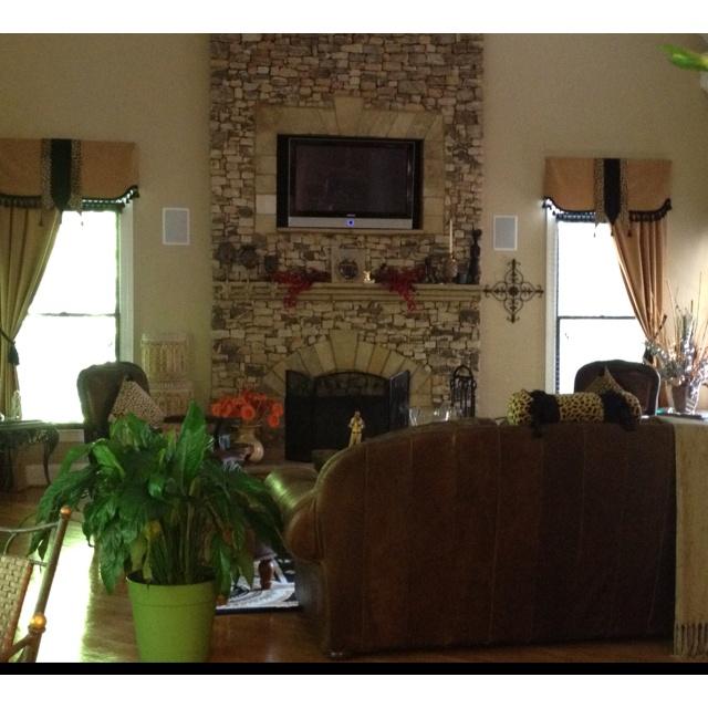Family Room-