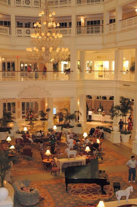 Disney's Grand Floridian Resort: all about the resort